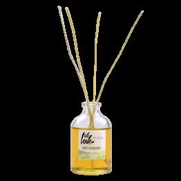 we love the planet diffuser light lemon gras flesje