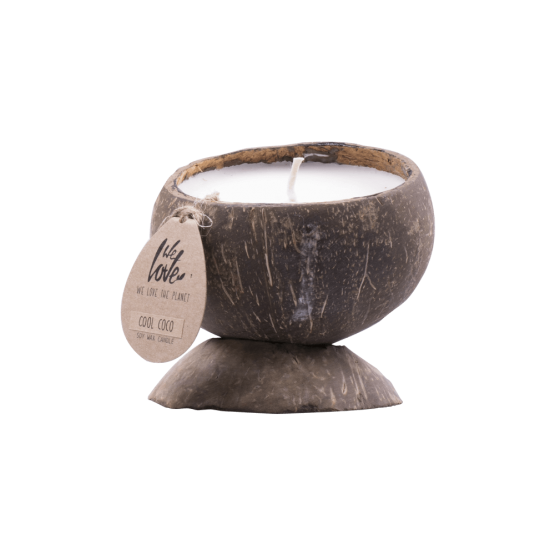 we love the planet candle cool coco