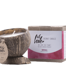 we love the planetcoconut candle Sweet senses