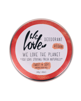we love the planet deo blik sweet en soft 2