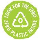 geen plastic logo