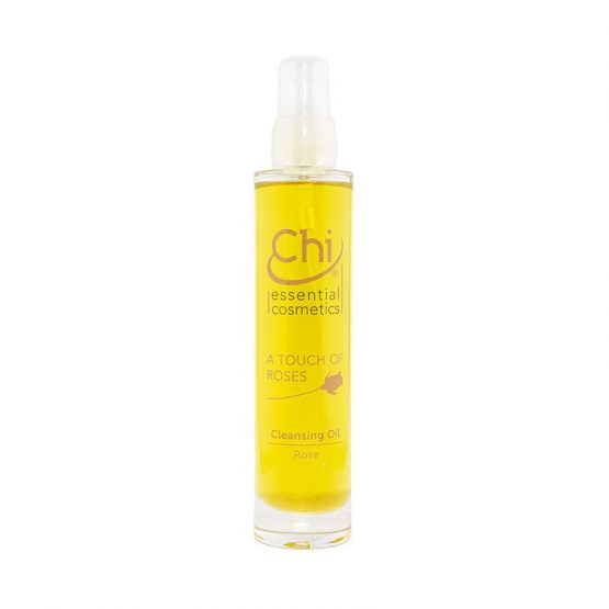 chi roses cleansing oil