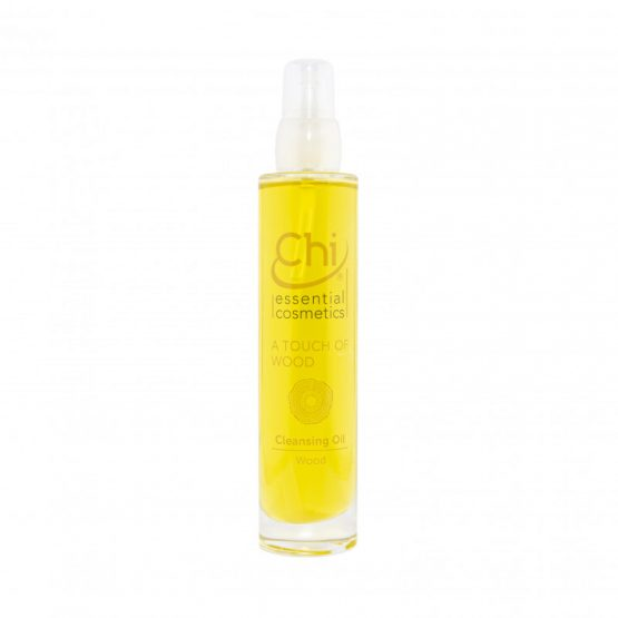chi wood cleansing oil