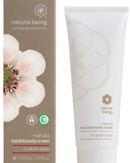 living nature Manuka hand & bodycrème 100 ML