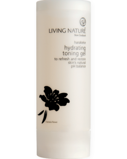 living nature hydraterende toning gel