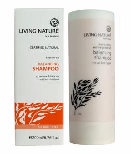 living nature in balans shampoo 200 ML