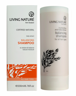 living nature in balans shampoo 200 ML