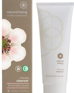 living nature manuka cleanser normale tot droge huid