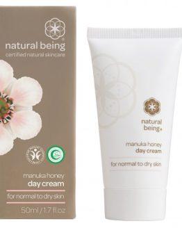 living nature manuka honing dagcreme normale droge huid