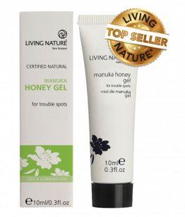 living nature manuka honing gel 10 ml