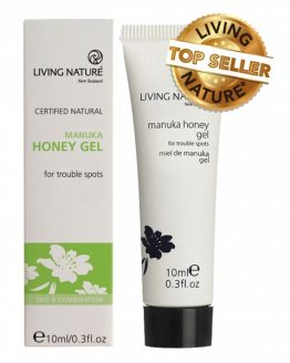 living nature manuka honing gel 10 ml