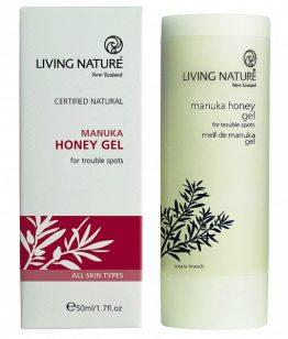living nature manuka honing gel 50 ml