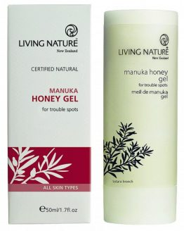 living nature manuka honing gel 50 ml