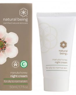 living nature Manuka nachtcrème   normale - vette huid   50 ML