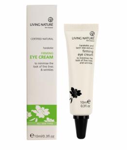 living nature verstevigende oog crème