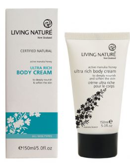 living nature ultra rijke bodycrème 150 ML