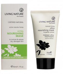 living nature ultra voedend masker