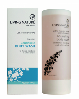 living nature verzorgende douchegel 200 ML