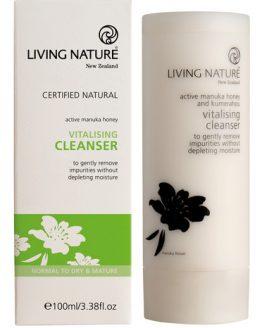 living nature vitaliserende reinigingsmelk
