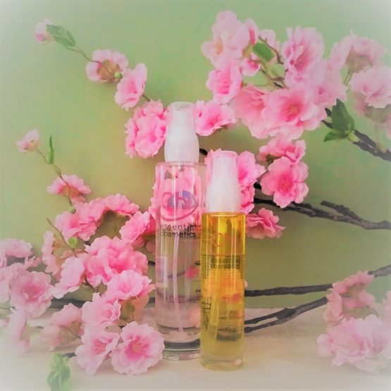 chi combi deal skin oil roses + lotion roses